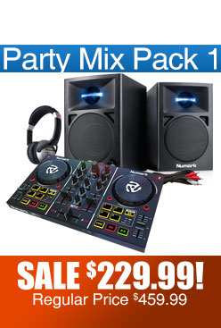 Party Mix Pack 1
