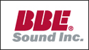 BBE Professional Sound Processing and DJ Equipment