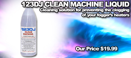 123DJ Clean Machine