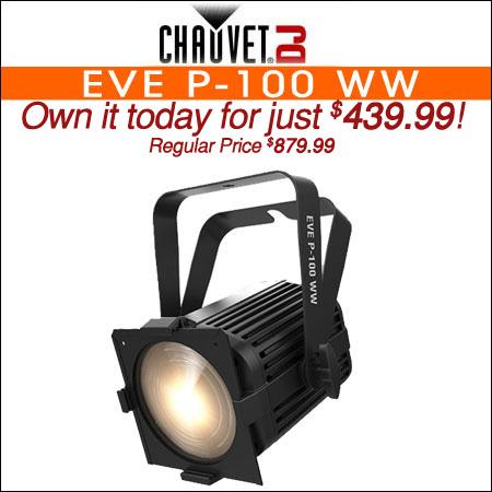 Chauvet DJ EVE P-100 WW