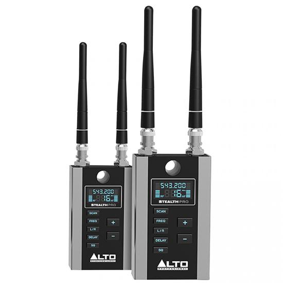 Alto Professional Stealth Wireless Pro
