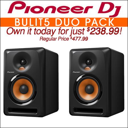 Pioneer SDJ 80X