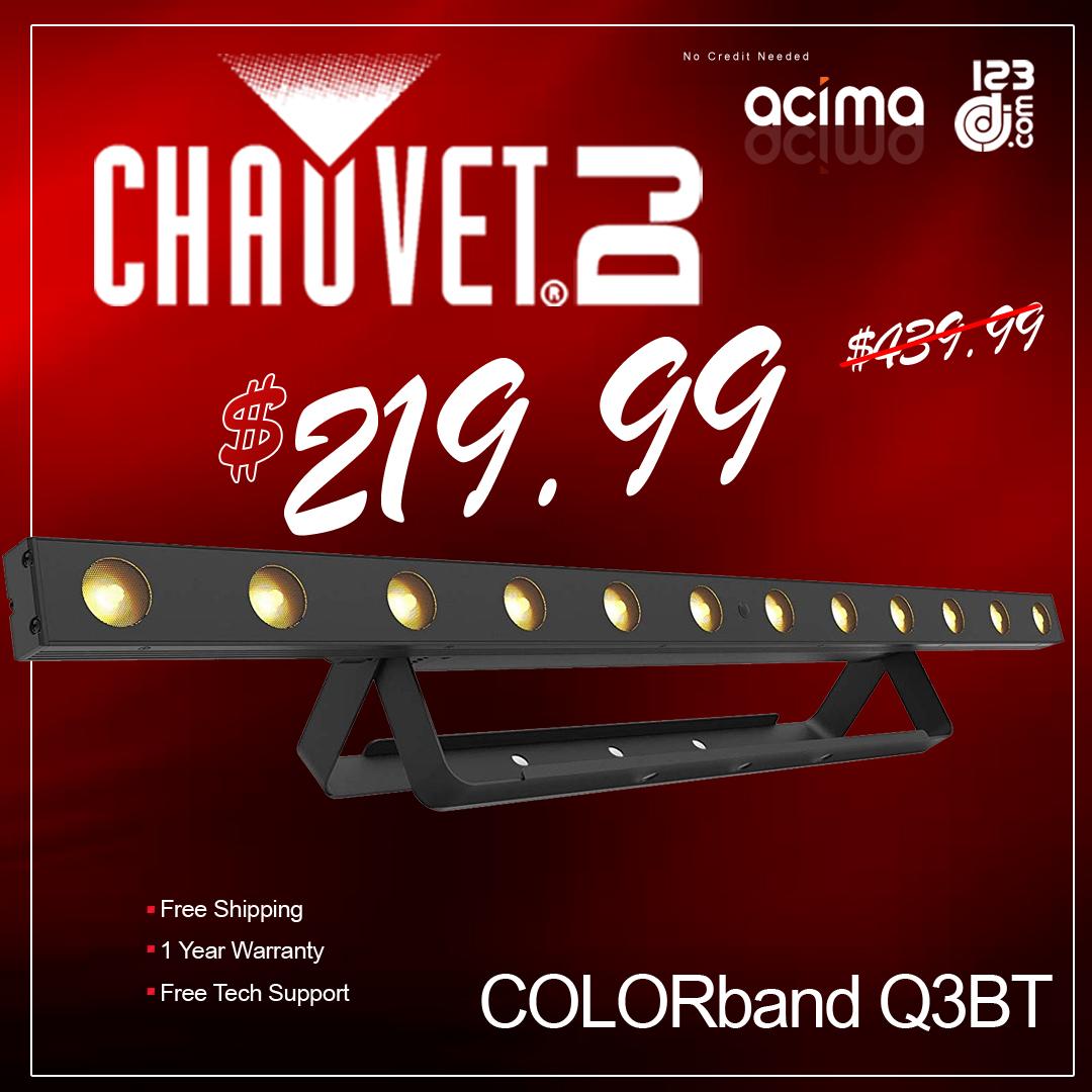 Chauvet COLORband Q3BT