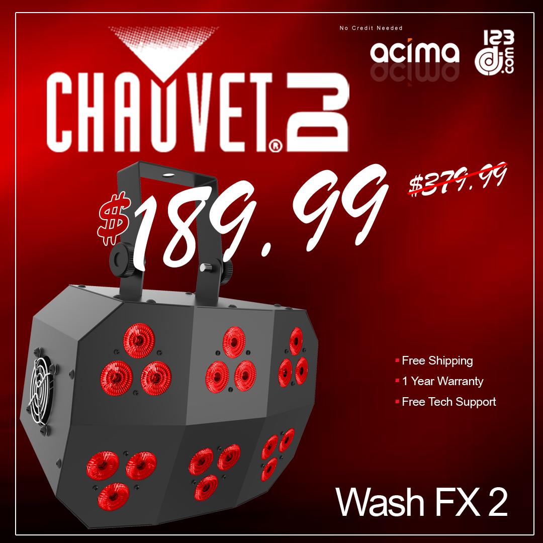 Chauvet DJ Wash FX 2